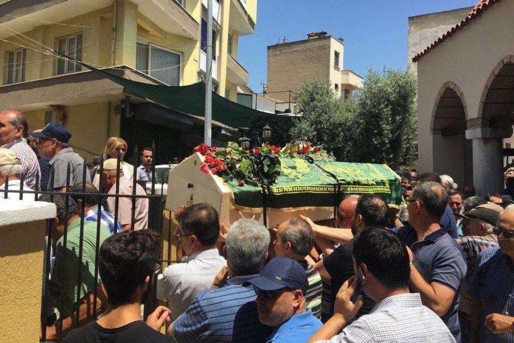 İş adamı Helvacıoğlu son yolculuğuna uğurlandı
