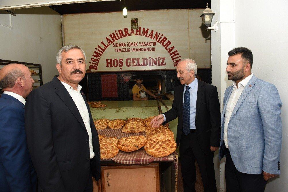 Başkan Gül'den Alaca'ya çıkartma