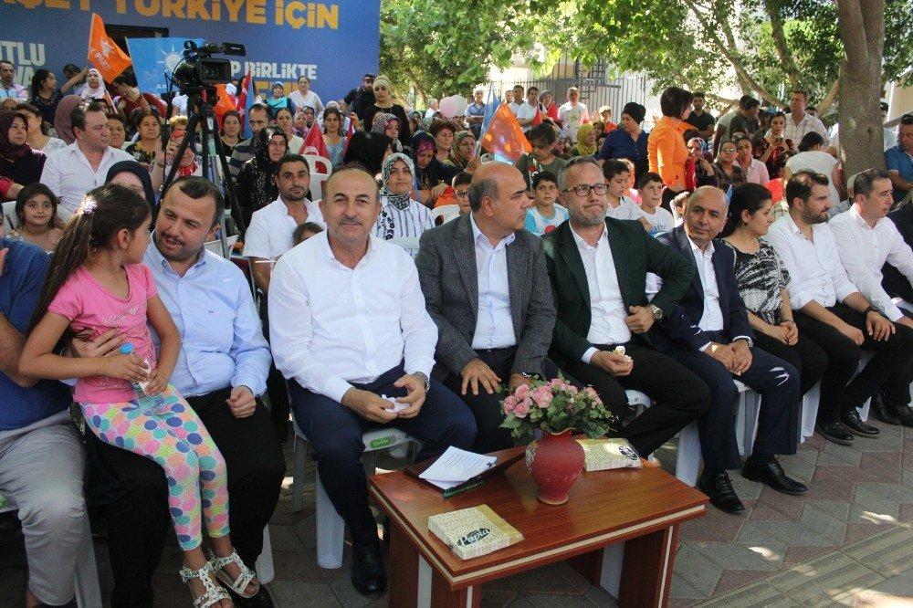 """Bakan Çavuşoğlu: """"İslam ve Türkiye düşmanlığı birleşti"""""""