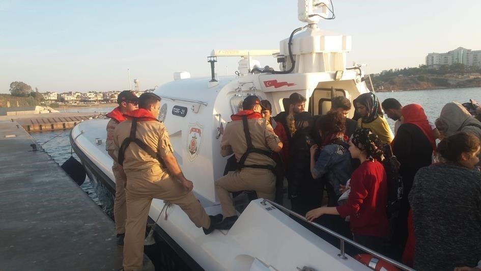 Ege'de 5 ayda 10 bin kaçak göçmen yakalandı