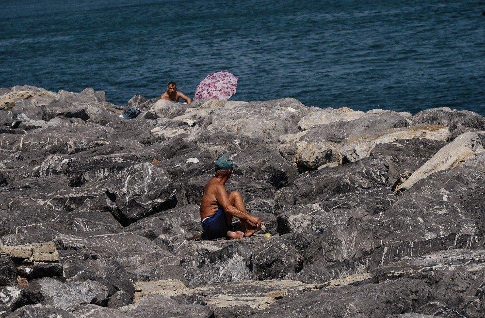 İstanbul'da sıcaklar etkisini göstermeye başladı