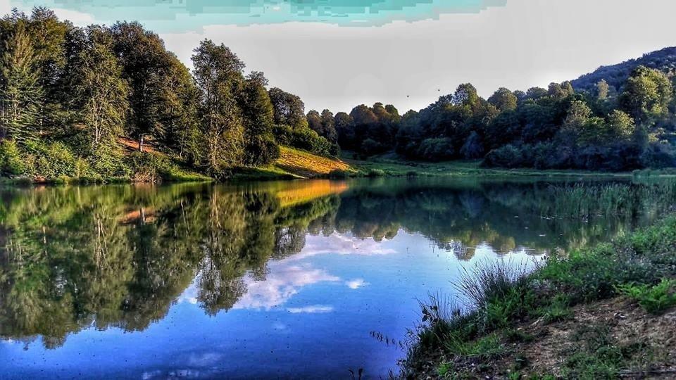 Göktepe göleti ekoturizmle canlanacak