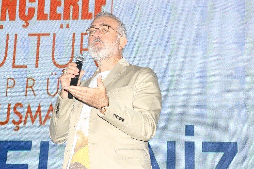 Payitaht Abdülhamid dizisinin Tahsin Paşası Eskişehirli'lerle buluştu