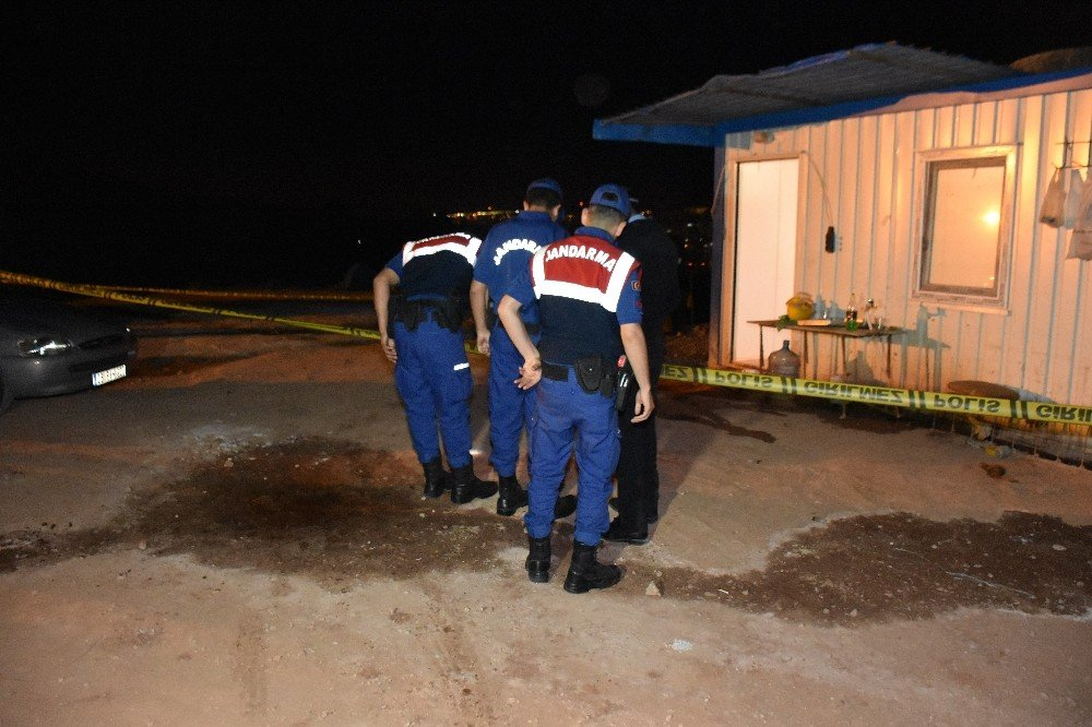 Şantiye çalışanları arasında silahlı kavga: 3 yaralı