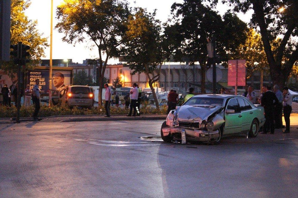 Kazada yaralandı, diğer yaralıların durumunu sordu