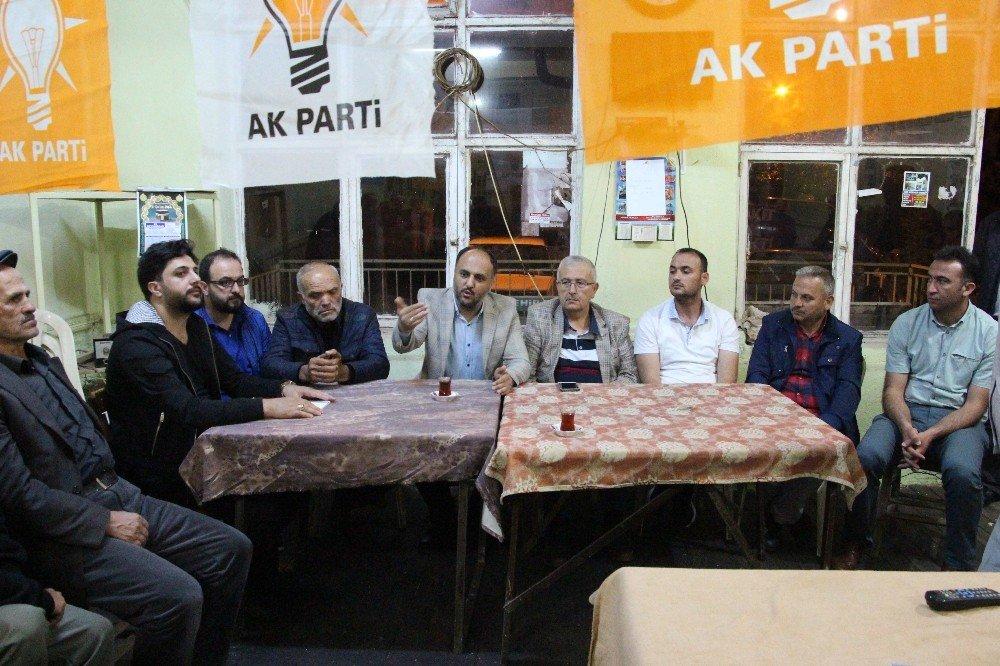 """Başkan Özaltun: """"Beyşehir tarihi hizmet dönemi yaşıyor"""""""
