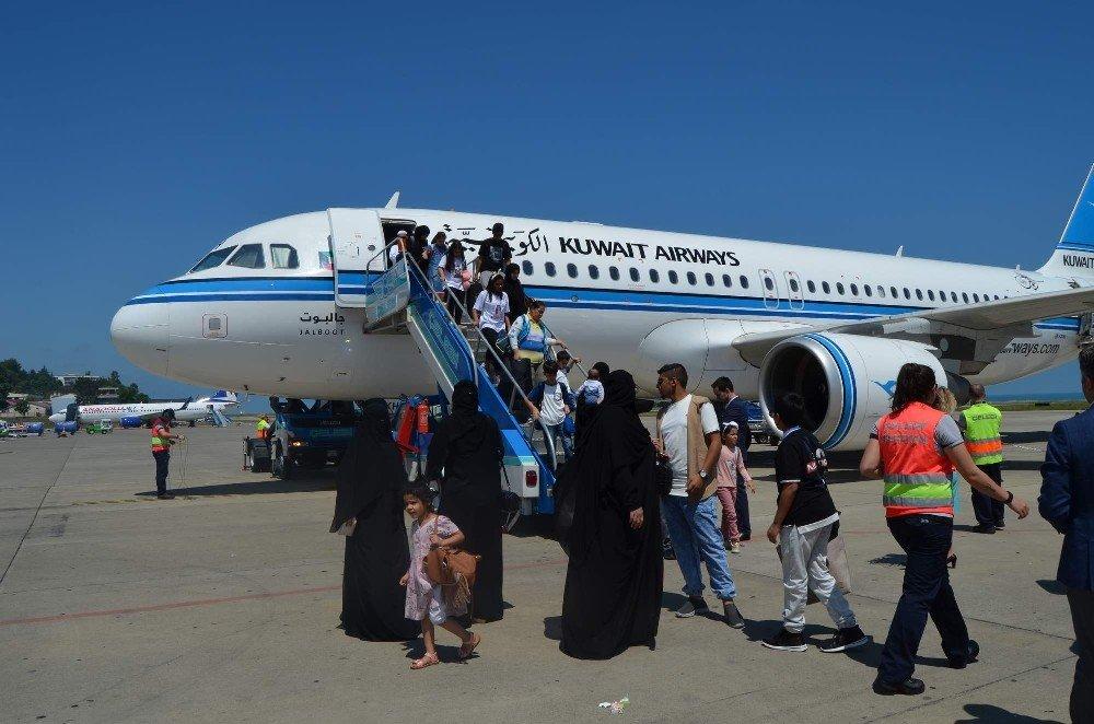 Suudi Arabistan'dan sonra şimdi de Kuveyt'ten geldiler