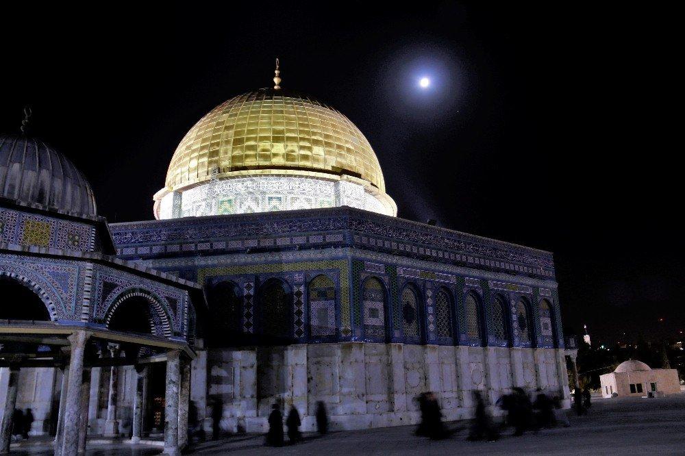 Kudüs'te Osmanlı askerinin nöbeti devralındı