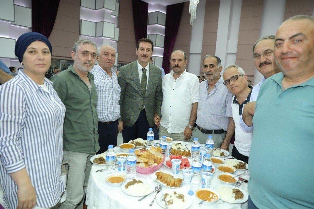İlkadım'da Ramazan