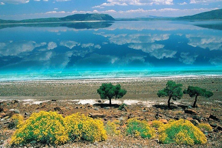 Türkiye'nin doğa cenneti Salda Gölü'nde 30 bin kişilik festivale izin çıkmadı