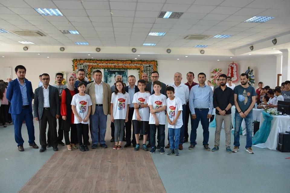 Eşmeli öğrencilerden gururlandıran proje atağı