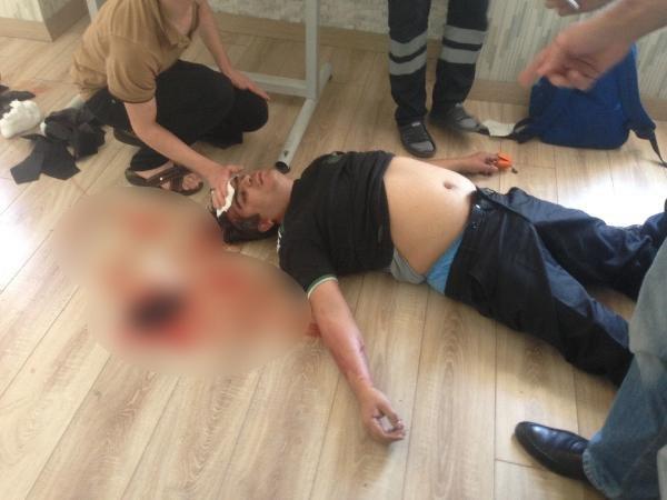 Tekstil atölyesinde alacak kavgası: 6 yaralı