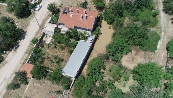 Konya'da selin acı bilançosu; 166 ev ve iş yerini su bastı