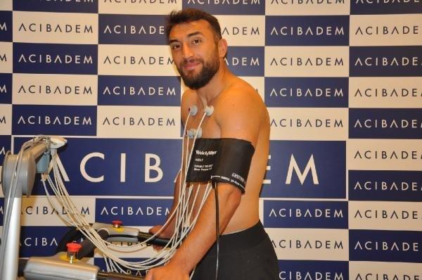 Çaykur Rizespor'da Mustafa ve Orhan sağlık kontrolünden geçti