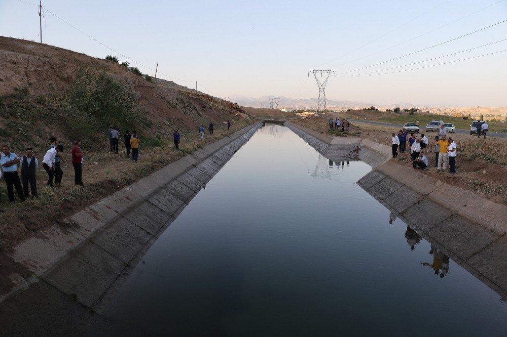 14 Kilometrelik Su Kanalında Son Nokta da Tarandı. ile ilgili görsel sonucu