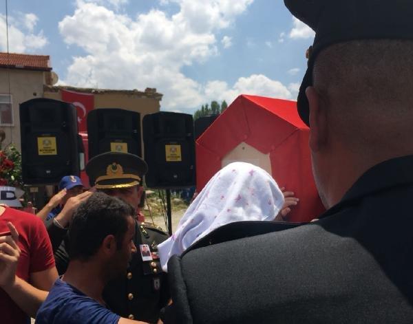 Şehit Uzman Çavuş Cevizci, ebediyete uğurlandı