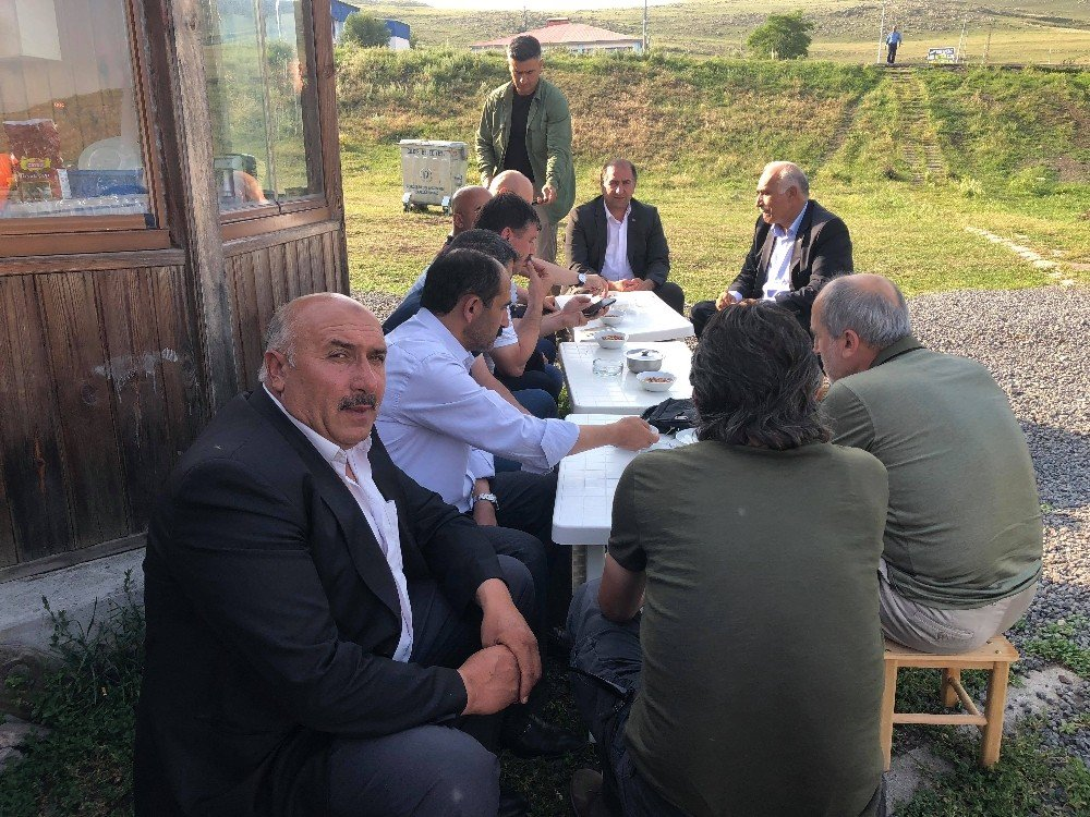 Başkan Çelikbilek'ten, Başkan Azizoğlu'na tam destek