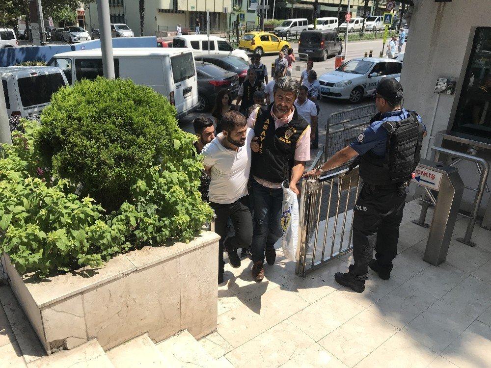 Suç makinesi Bursa'ya getirildi