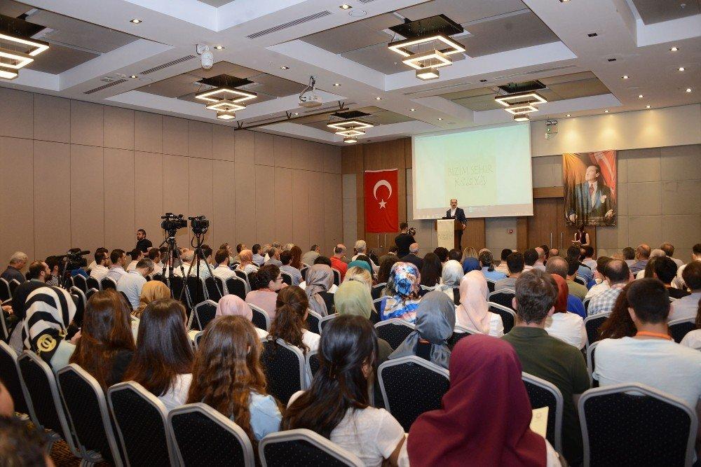 Bizim Şehir Projesi Konya Çalıştayı gerçekleştirildi