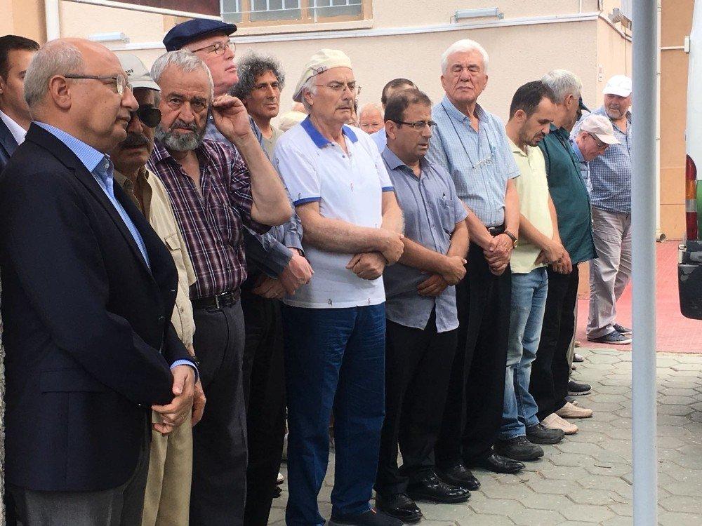 Gazeteci Eyüp Kelebek 'in acı kaybı