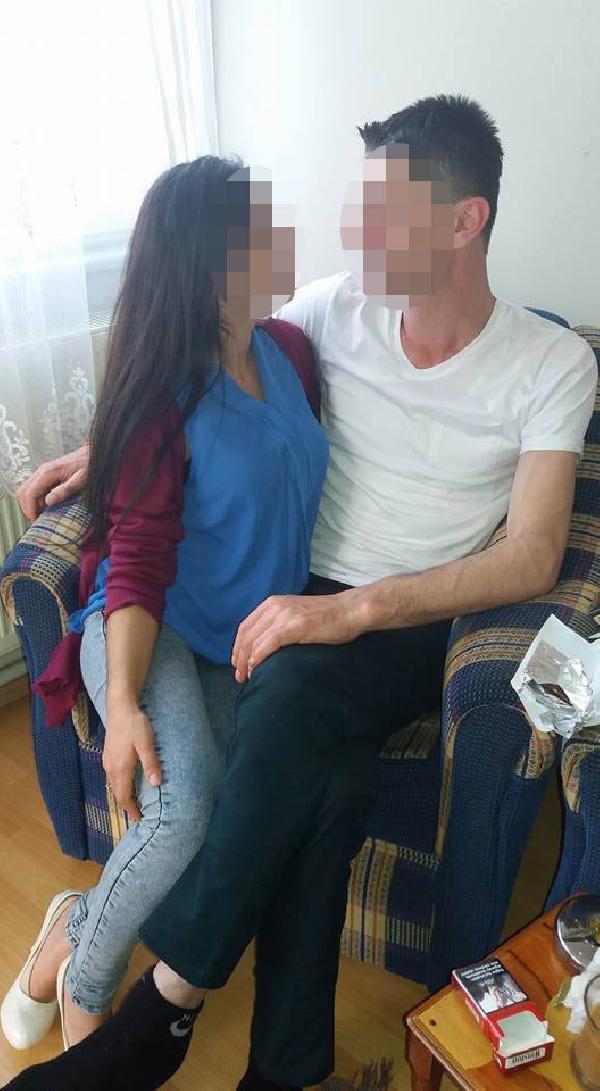 Eşini bıçaklayan şüpheli yakalandı