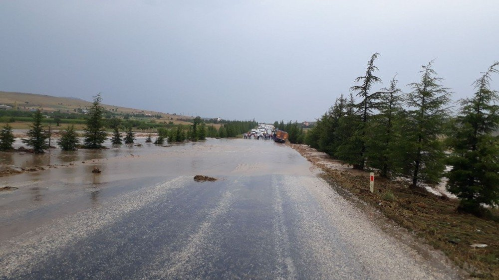 Eskişehir sel