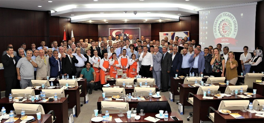 GTO'da temmuz ayı meclis toplantısı yapıldı