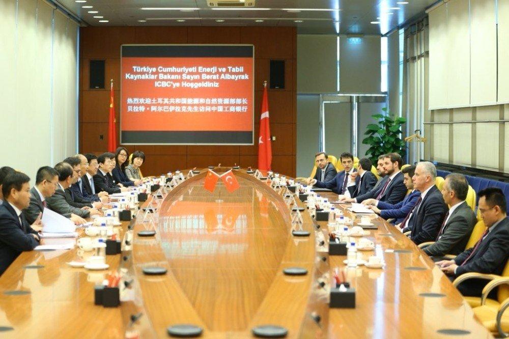 Hazine ve Maliye Bakanı Albayrak'tan Pekin ziyareti açıklaması