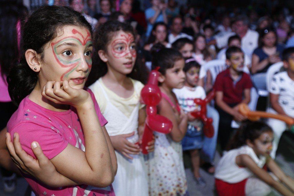 Konak'ta yaz akşamları etkinlikleri