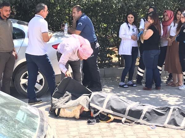 Linçten kaçan sürücünün minibüsle çarptığı Suriyeli kadın öldü