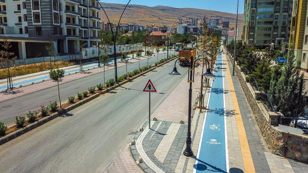 O caddelerin çehresi değişti