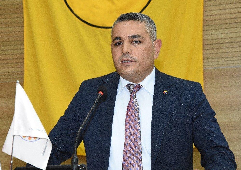 MTSO Meclis Toplantısı Doğanşehir'de yapıldı