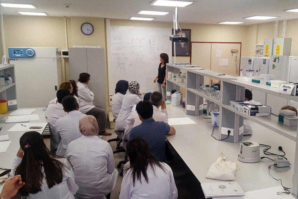 TÜ'den geleceğin teknolojisi biyoteknoloji projesi