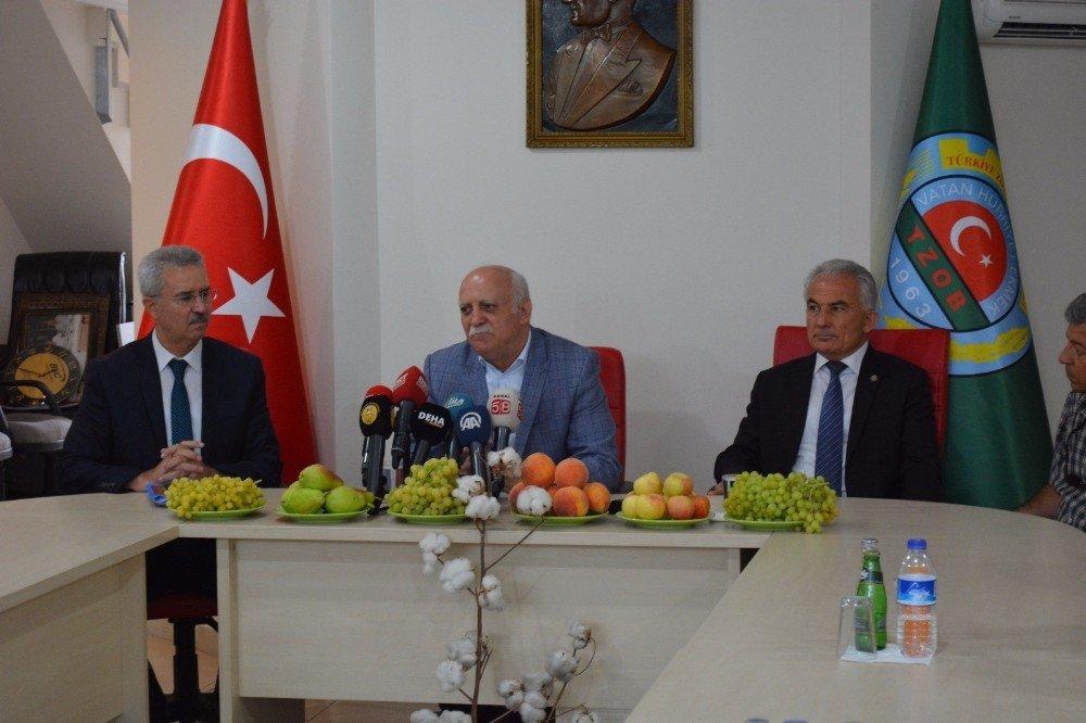 TZOB Başkanı Bayraktar'dan süt fiyatlarına ilişkin flaş açıklama: