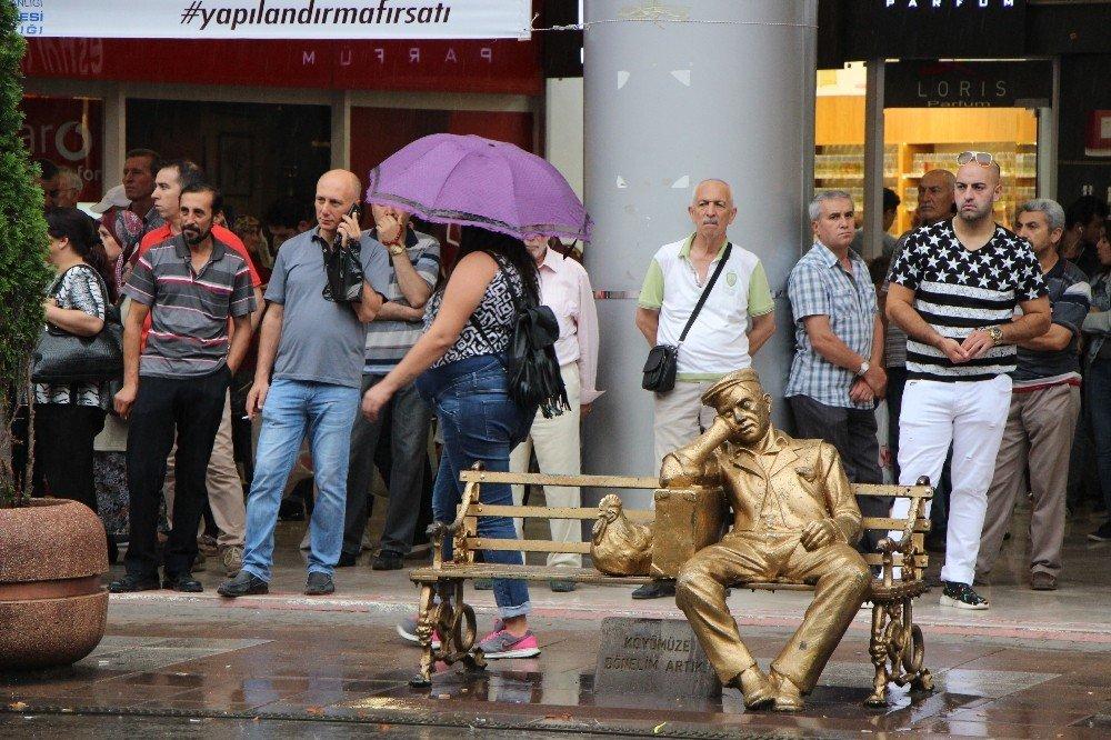 Yağmur Eskişehir'i terk etmiyor