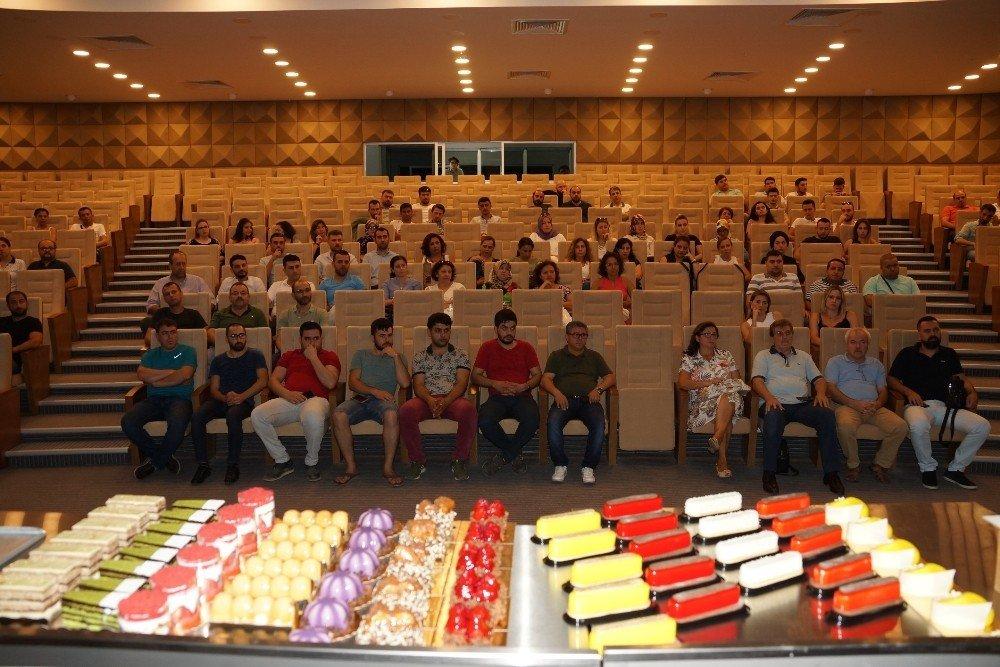 Pastacılar AYTO pasta seminerinde buluştu