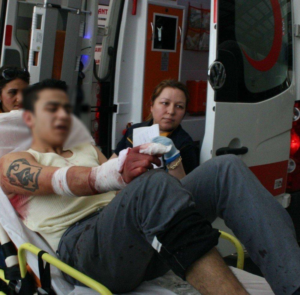 Müdür yardımcılarını bıçaklayan öğrenci tahliye oldu