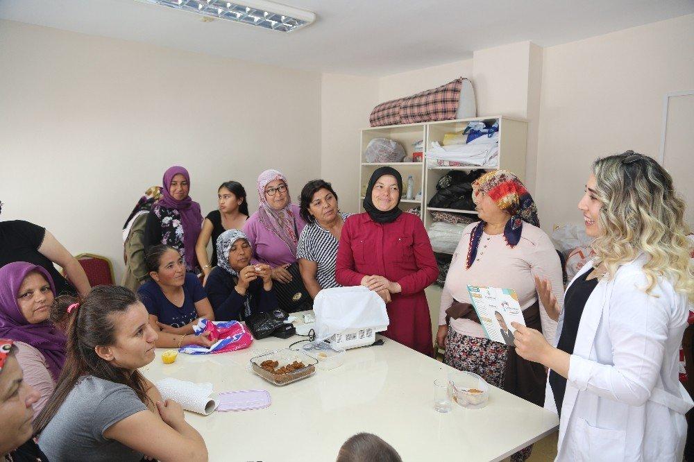 Erdemli'de 'Kadın Danışma Merkezi' kuruldu