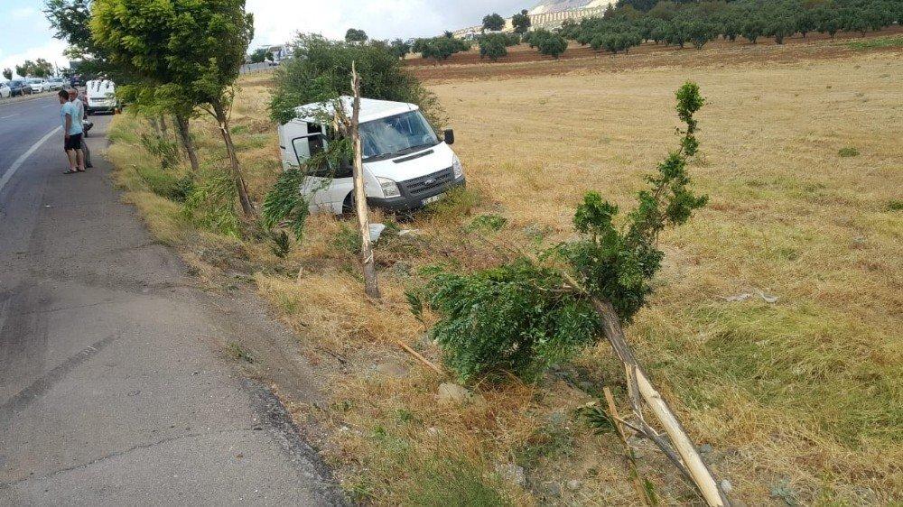 Hatay'da zincirleme kazada 9 araç birbirine girdi