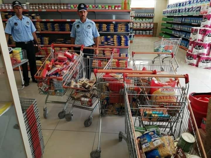 18 marketten 5'ine son kullanma tarihi geçmiş ürün satışı cezası