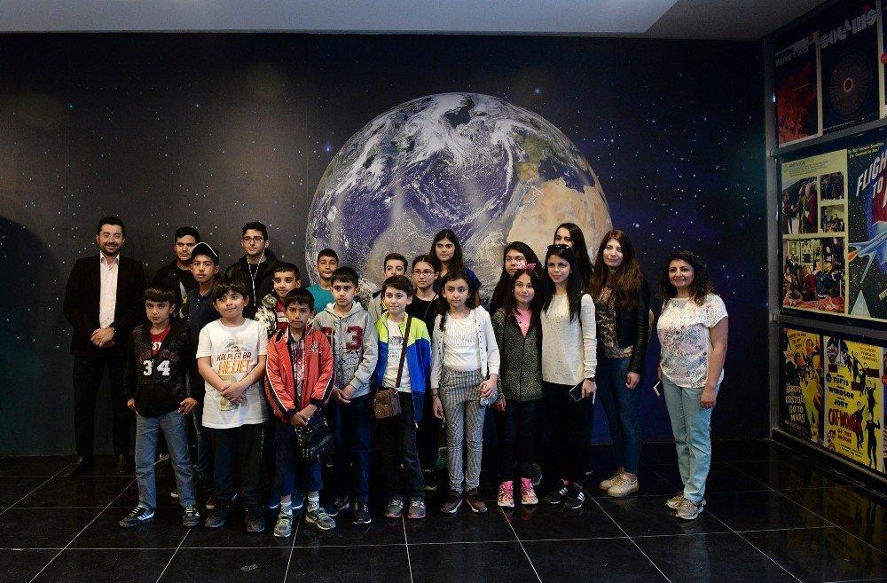 Gökbilim Merkezi'ne rekor ziyaretçi