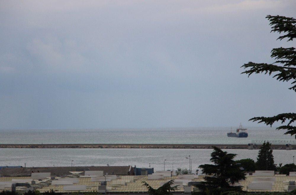 NATO gemileri Samsun'a geliyor