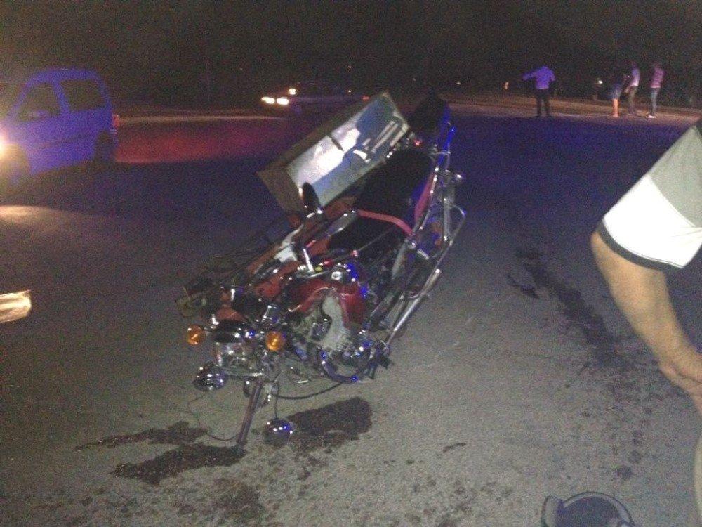 Osmaniye'de trafik kazası: 1 ölü
