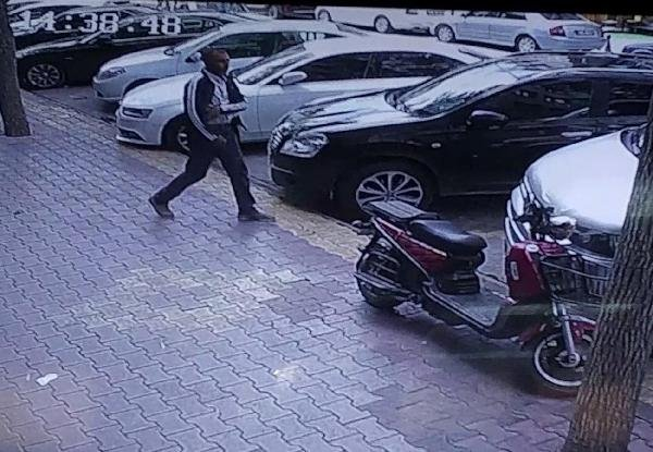 Cadde ortasında cinayet