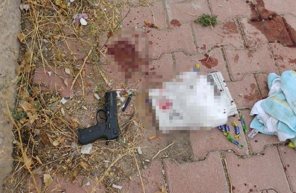 Konya'da feci olay! Husumetlisini ağır yaraladı