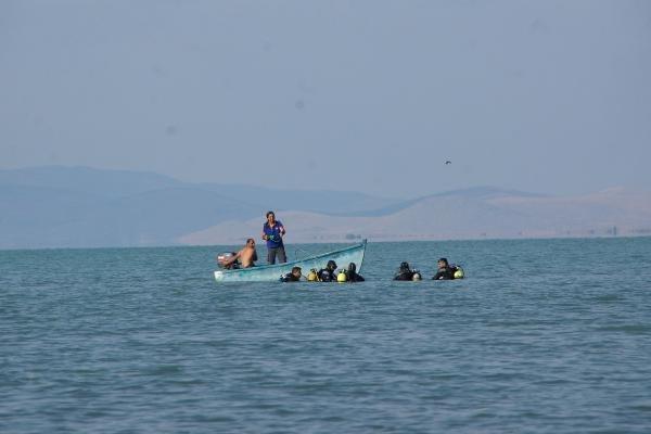 Ömer Emin, Beyşehir Gölü'nde boğuldu