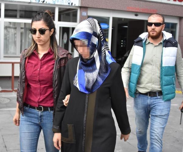 FETÖ'nün 'ev ablası', tüp bebek merkezinde yakalandı
