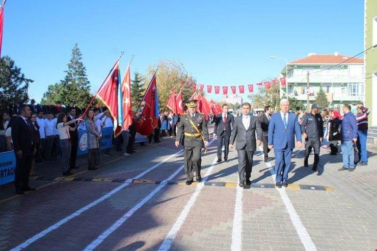 Ergene'de Cumhuriyet Bayramı coşkusu