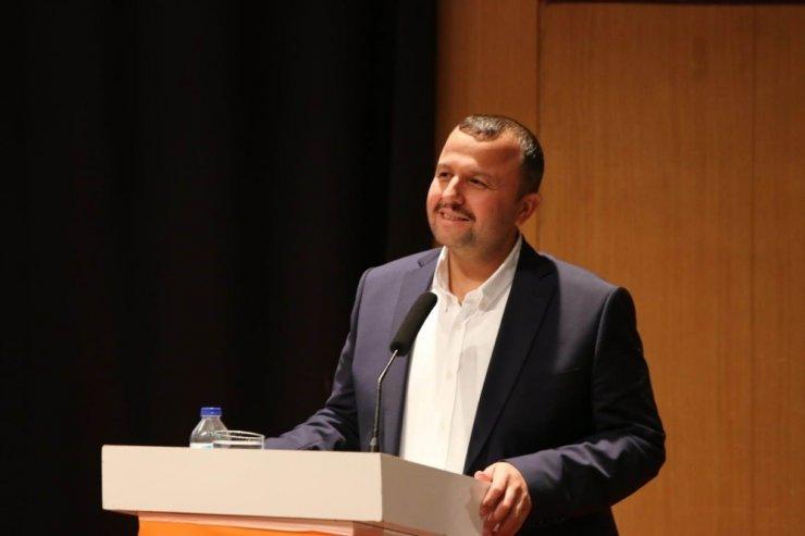AK Parti Antalya Gençlik Kolları İl Danışma toplantısı