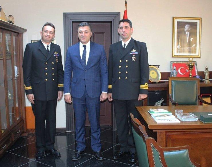 TCG Amasra ziyarete açıldı